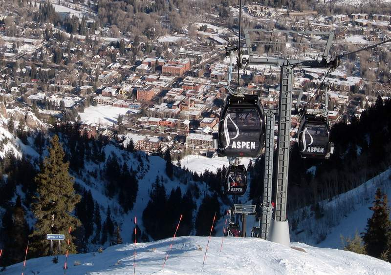 All Inclusive Bahamas >> Aspen Colorado From The Ridge Of Bell Mountain January 10th 2007  Aspen Area Photos From The ...