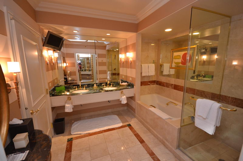 The Venetian Bella Suite Bathroom. The Venetian Bella Suite Photos   Las Vegas Hotel And Las Vegas