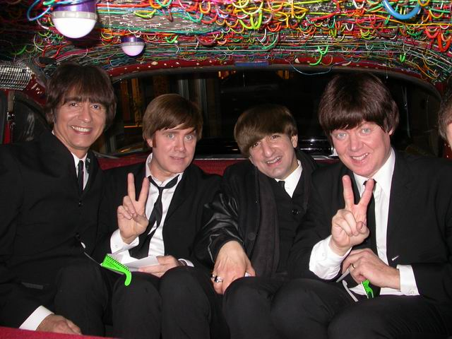 The Beatles! (1964 The Tribute Band) from March 2003