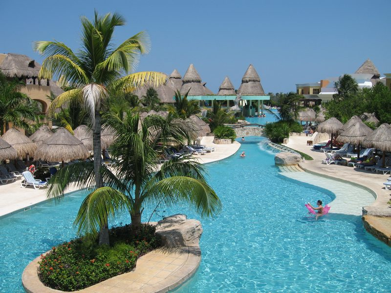 Best Swimming Pool   Mexico All Inclusive