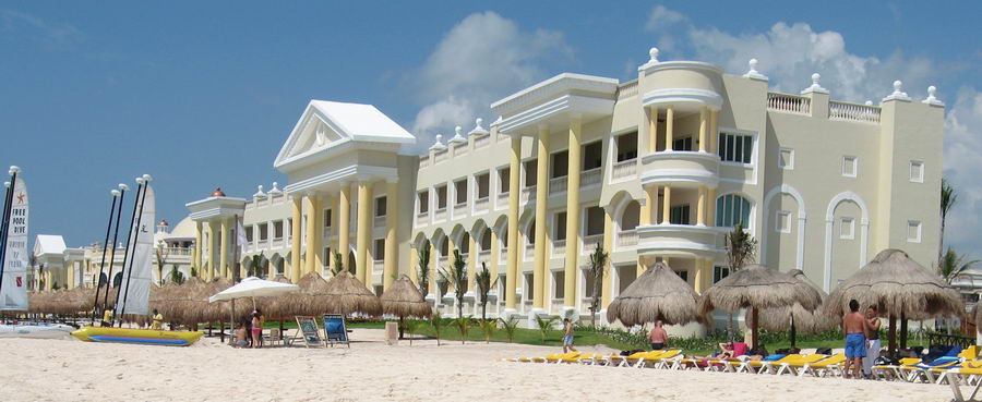 Iberostar Grand Hotel Paraiso Mexico All Inclusive