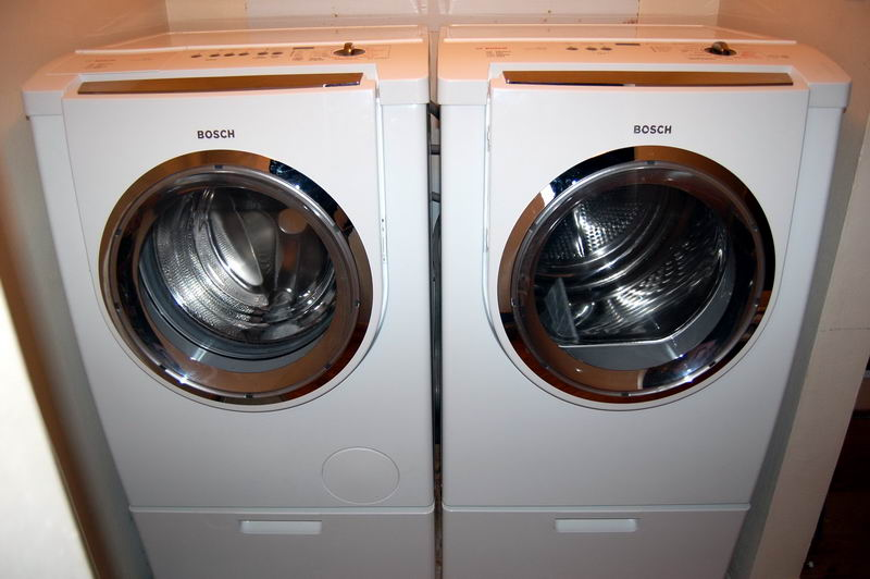 bosch front load washer dryer
