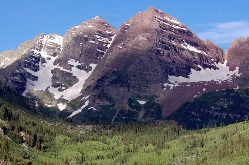 Rocky Mountains | Rocky Mountains In Colorado - Stock Photos For Sale