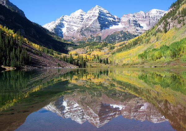 Maroon Bells Photographs For Sale - The Maroon Bells ...
